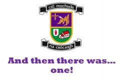 Kilmacud Crokes new website launch