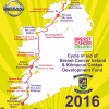 Mizen to Malin 2016  Daily Maps