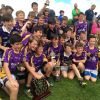 U12 footballers do the double in Naas !