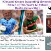 Kilmacud Crokes Support Movembere - Dublin Versus Mayo - The Real Final !!!!!