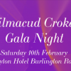 Kilmacud Crokes Gala Night on the 10th February 2018 in the Clayton Hotel Burlington Road.