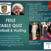 Feile Fund Raising Quiz - Saturday Feb 23rd 8pm in the Club