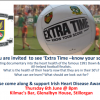Irish Heart Disease Awareness - Extra Time, Know your Score Thursday June 6th 8pm in Kilmac's Bar