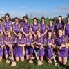 U13 Girls win Division 1 shield final