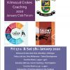 Kilmacud Crokes Coaching 2020 17th / 18th January